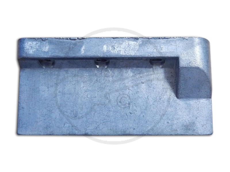 Solid Steel Vintage Tremolo Block