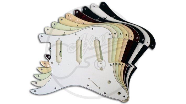 Left Handed Pickguards for Electric Gutiar
