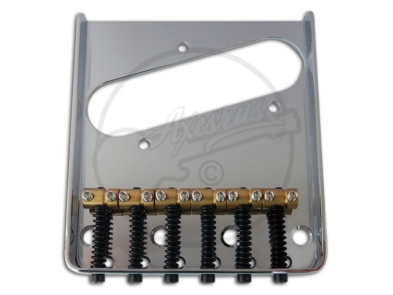 Axesrus 6 Saddle Telecaster Bridge