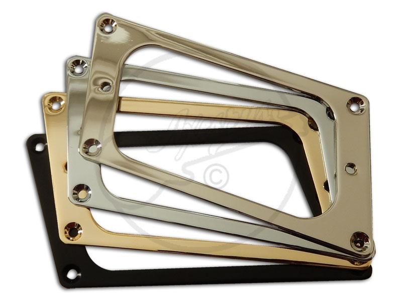 Slanted Mounting Ring for extended Range guitars
