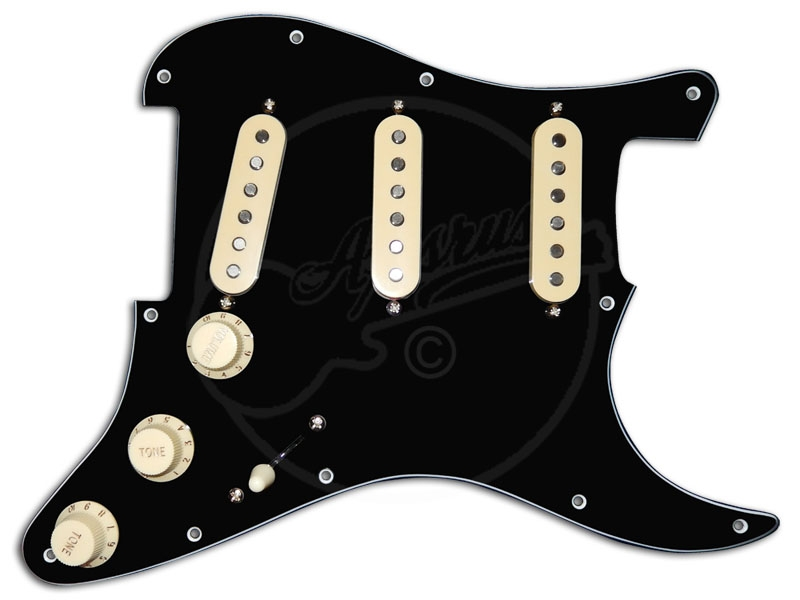 Loaded Pickguards